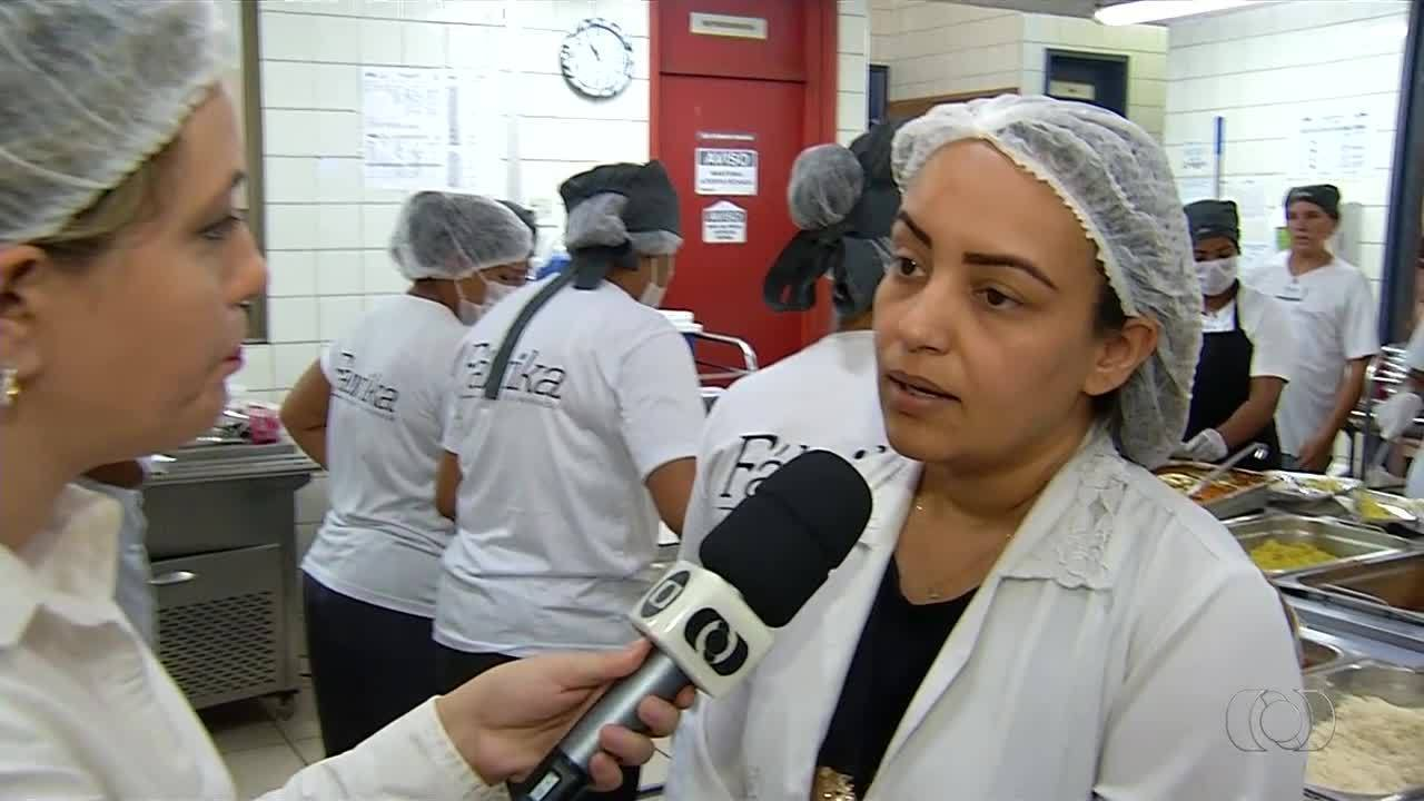 Greve: Nutricionista do HGP fala sobre mudanças no cardápio; pacientes estão sem leite