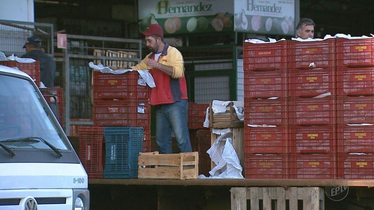 Abastecimento ainda não voltou ao normal no Ceagesp de Ribeirão Preto