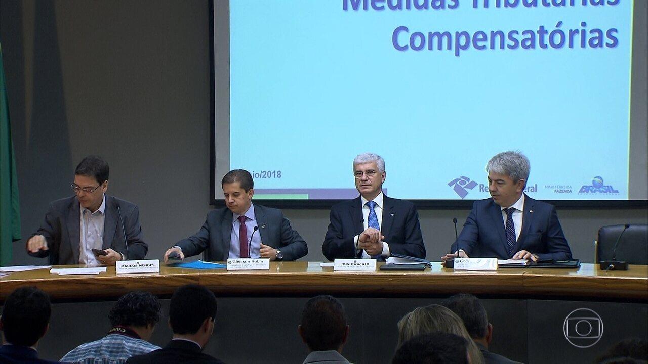 Três medidas provisórias do acordo com caminhoneiros são publicadas no Diário Oficial