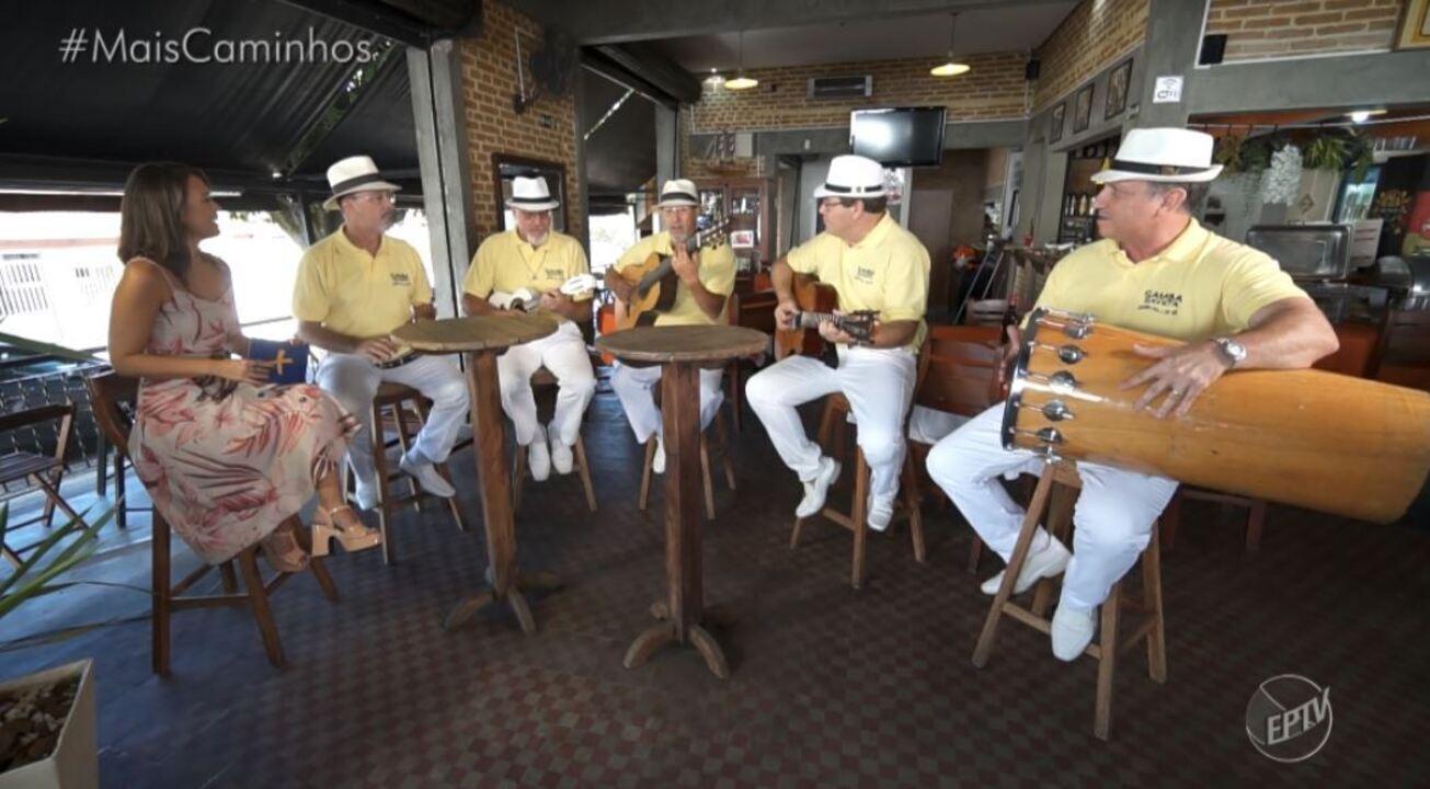 Clássicos do samba e muito humor com 'Samba de Gaveta'