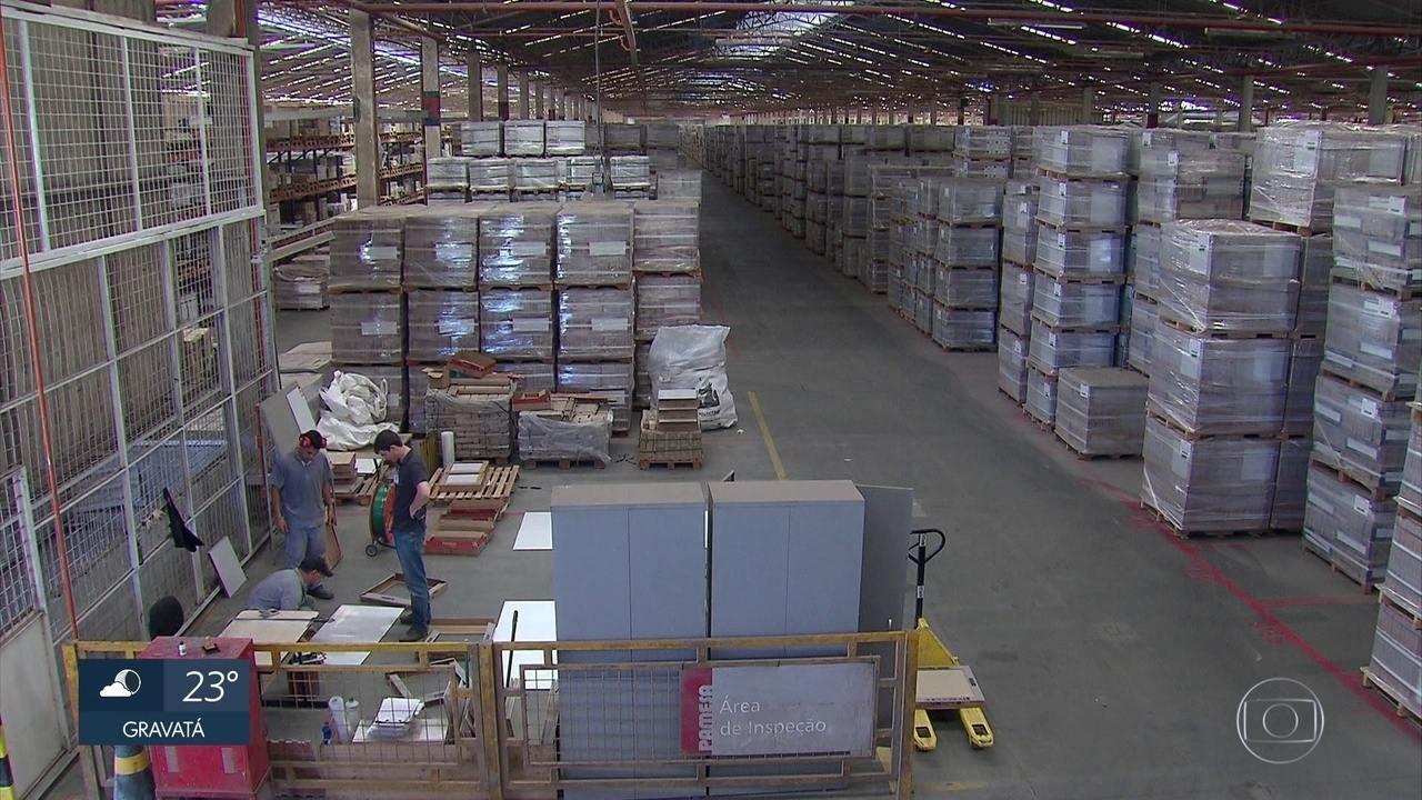 Estaleiro Atlântico Sul dá férias coletivas para mais de 3 mil funcionários