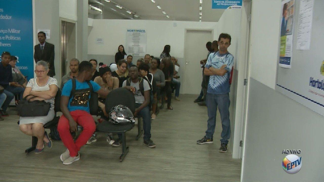 'Blitz do Emprego': PAT de Hortolândia divulga 80 vagas de emprego