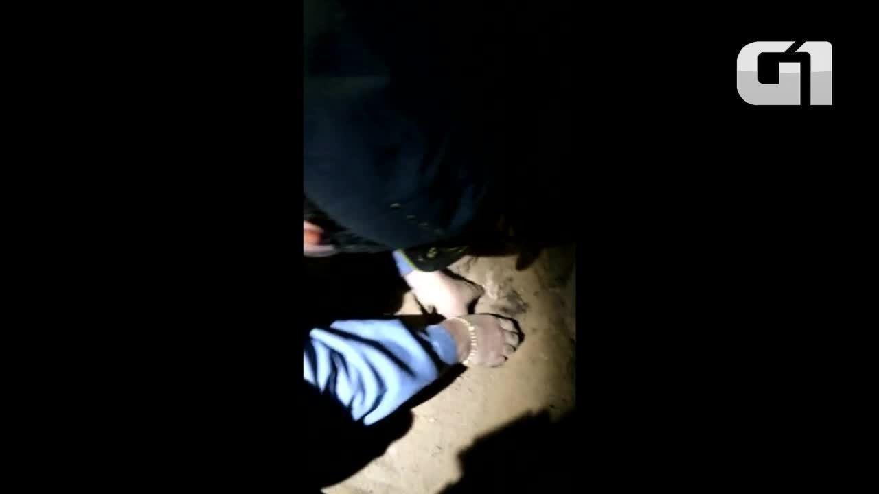 Índia recém-nascido é resgatada após ser enterrada viva por família em MT