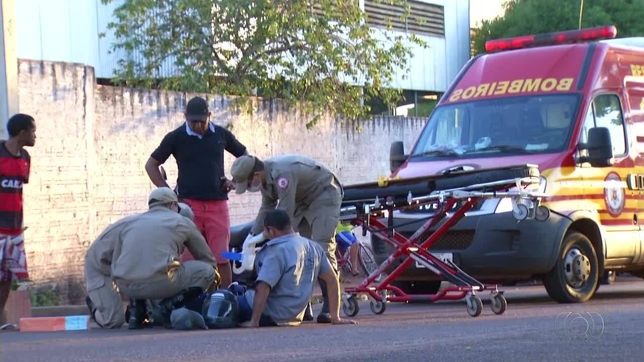 Prefeitura faz mapeamento e mostra os locais com maior risco de acidentes em Palmas