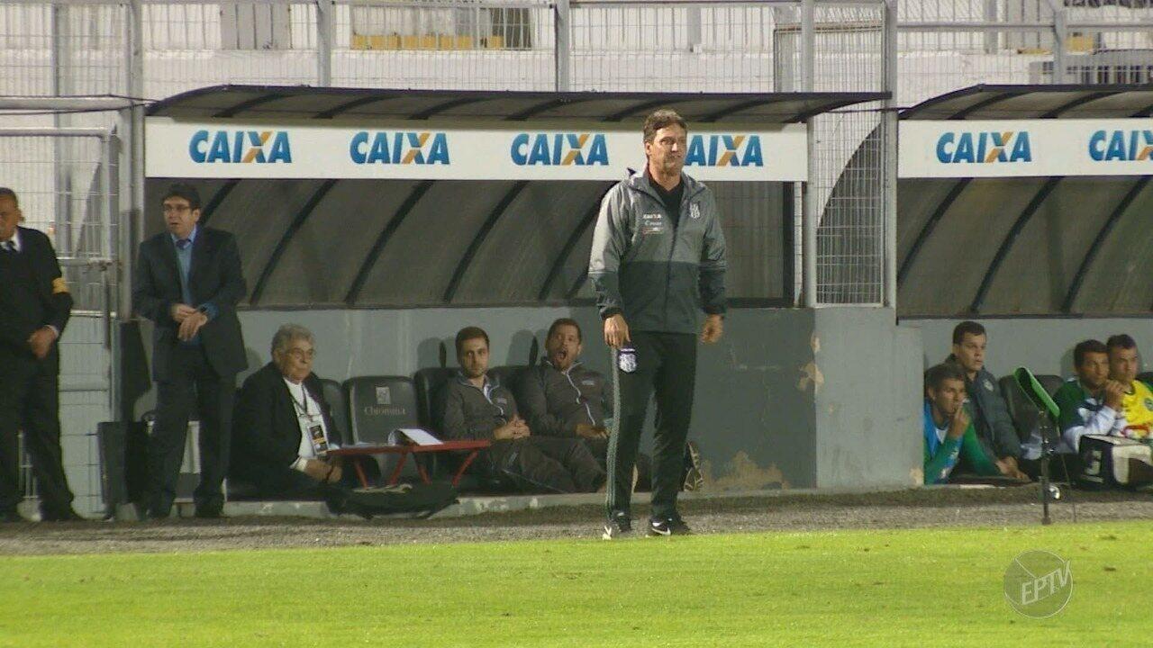 Ponte Preta vence Goiás de virada por 2 a 1 na Série B do Campeonato Brasileiro