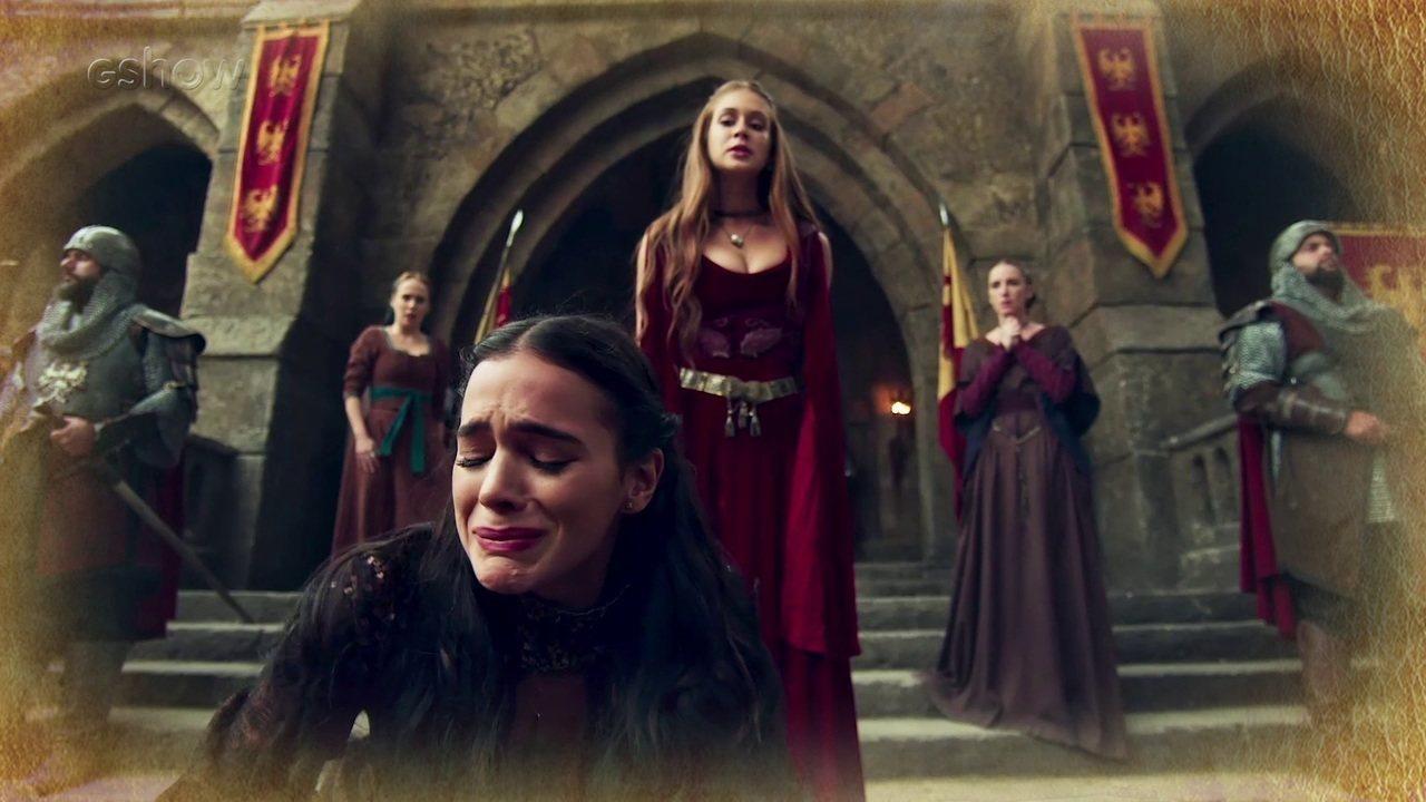 Resumo de 07/06: Amália escorraça Catarina do castelo de Montemor