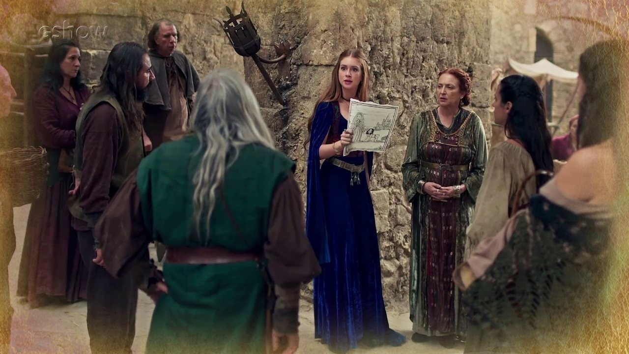 Resumo de 08/06: Amália se revolta com cartazes maldosos sobre ela e Afonso