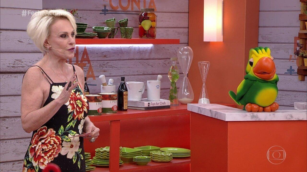 Desafio do 'Fecha a Conta Comida Mineira' é preparar dois pratos com fubá