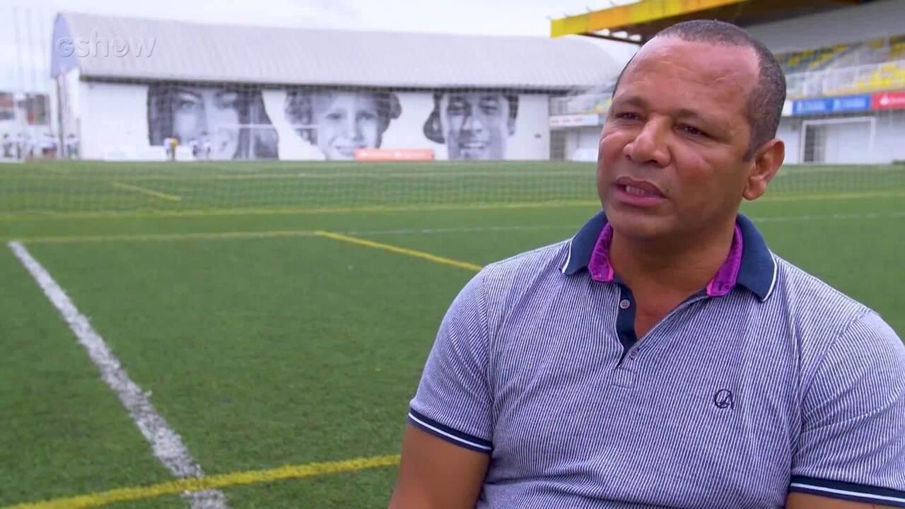 Pai de Neymar revela historias sobre o filho e a família