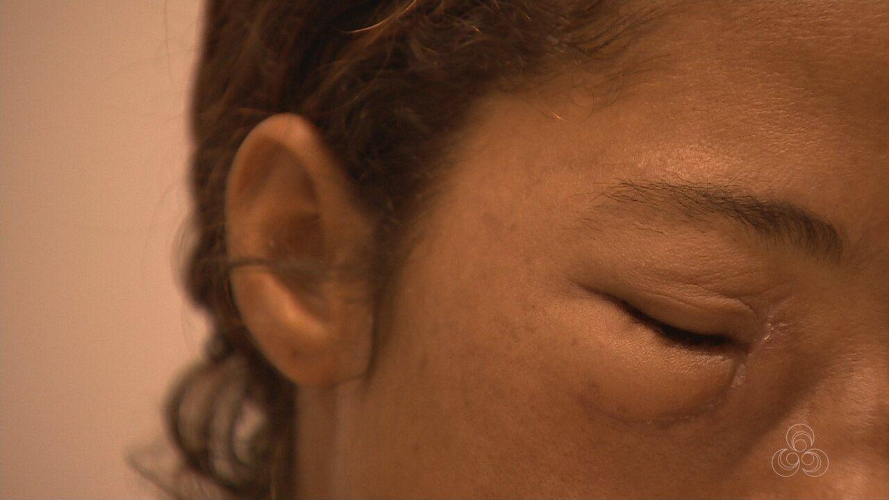 Ambulante perde bebê após ser vítima de estupro em Manaus