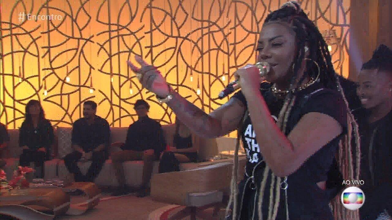 Ludmilla canta 'Solta a Batida'