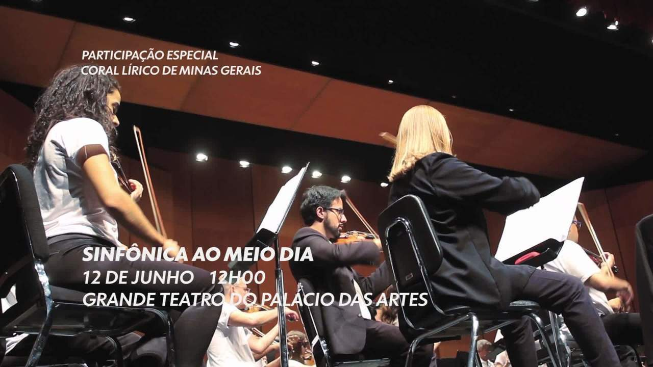 Mundo Mineiro apresenta: Sinfônica ao meio dia