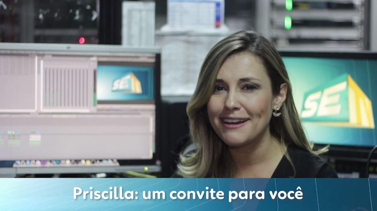 Priscilla: um convite especial
