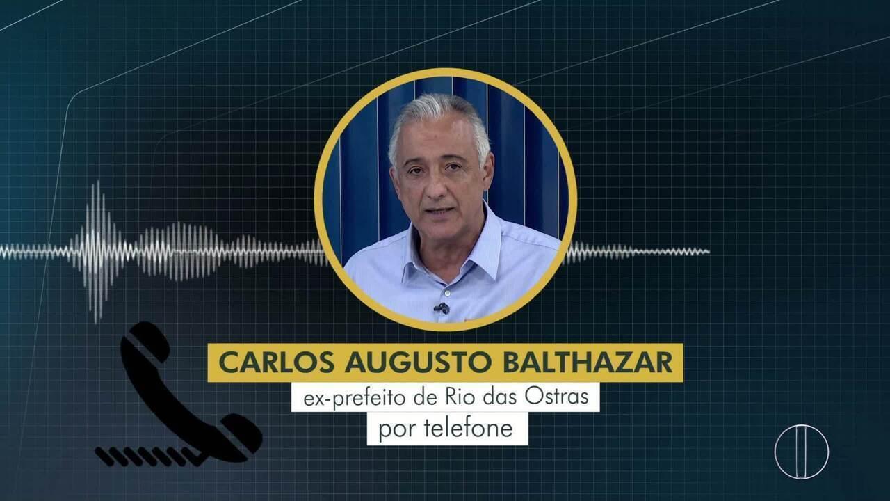 Carlos Augusto Balthazar desiste de candidatura à eleição suplementar de Rio das Ostras