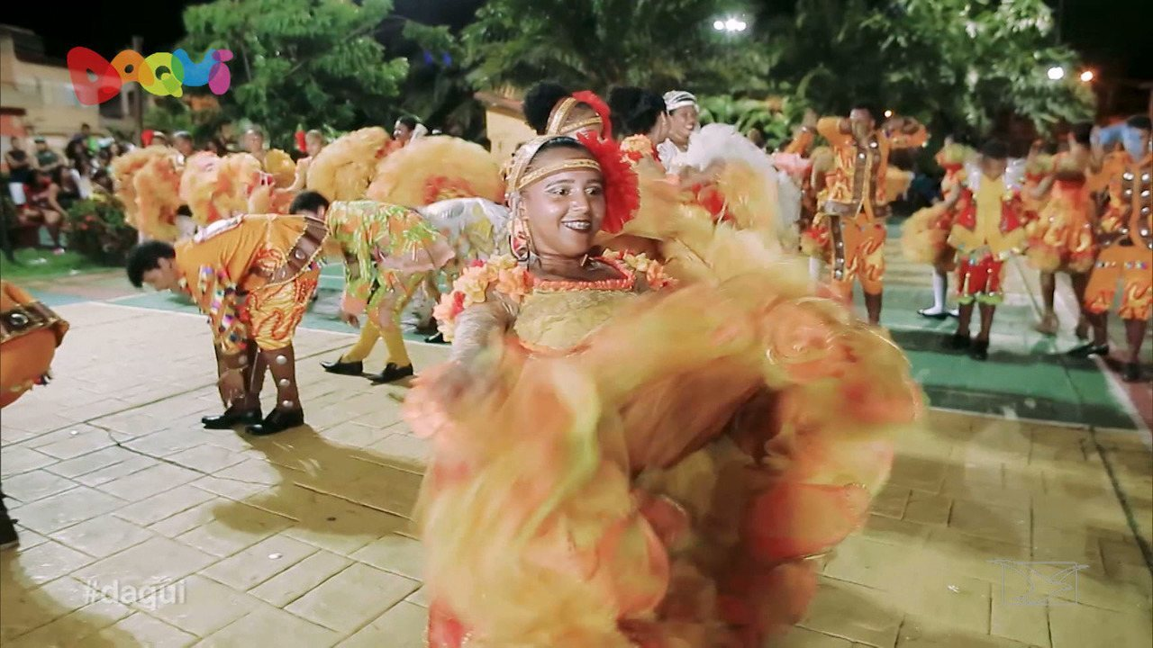 Daqui mostra a rotina de quem dança em grupos de danças típicas