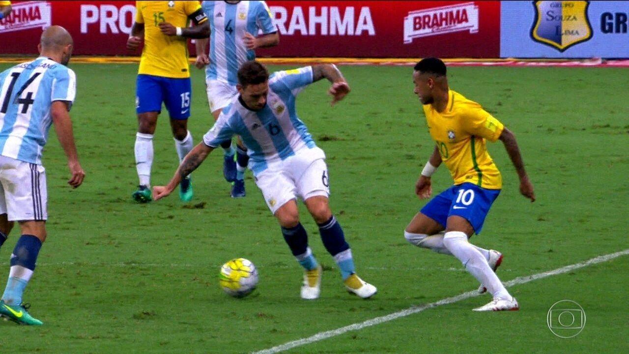 O cara da Copa? Eric Faria aposta no brasileiro, Neymar JR