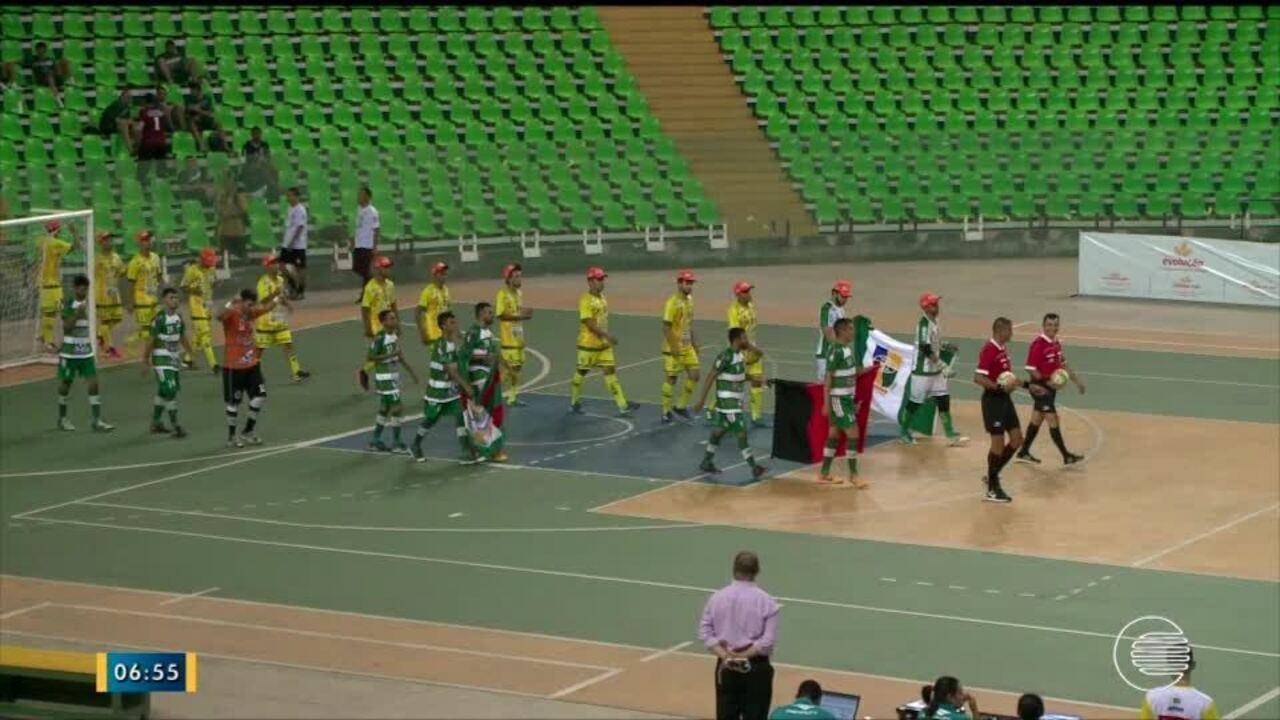 Altos é goleado no segundo dia de jogos da Taça Brasil de Futsal