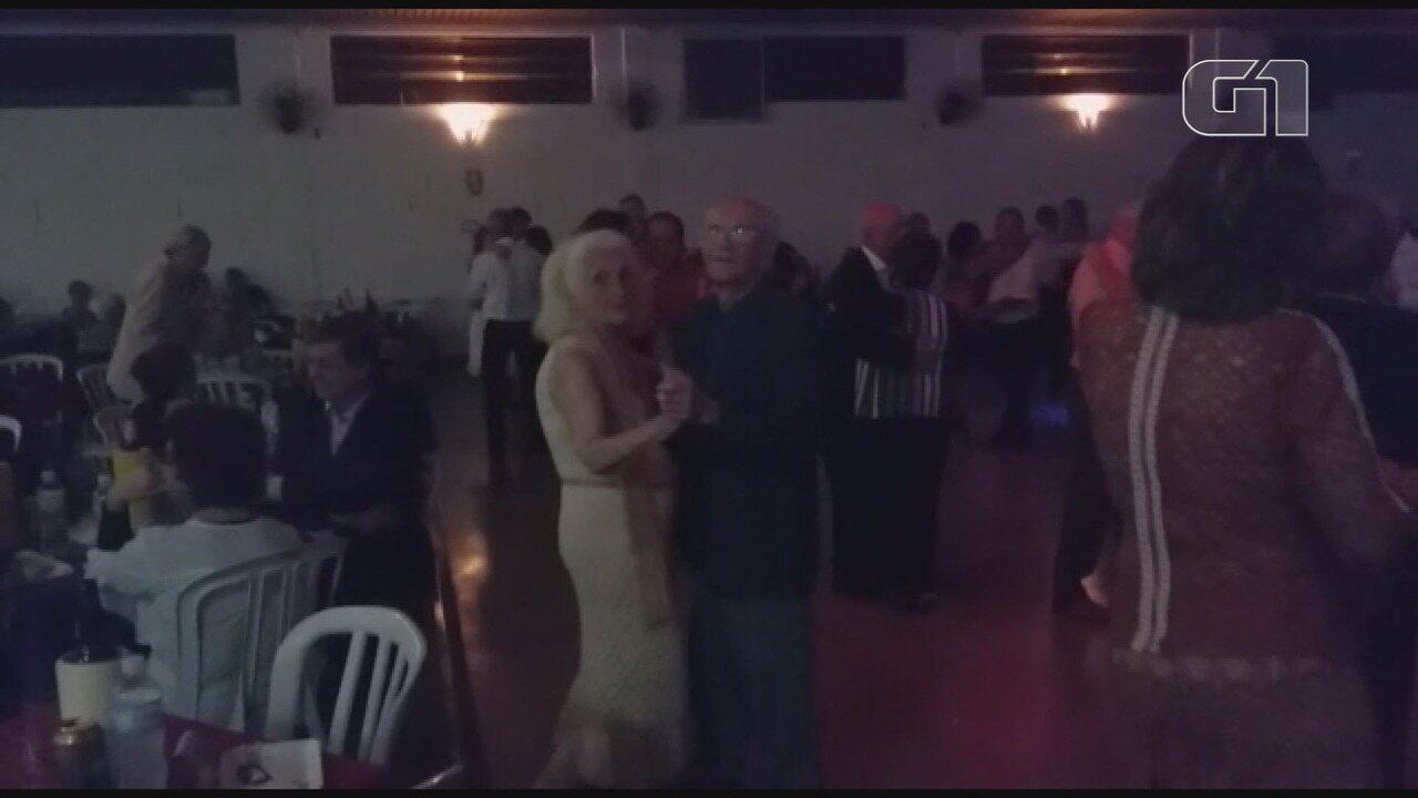 Junto há 75 anos, casal celebra comemora Dia dos Namorados em Ribeirão Preto