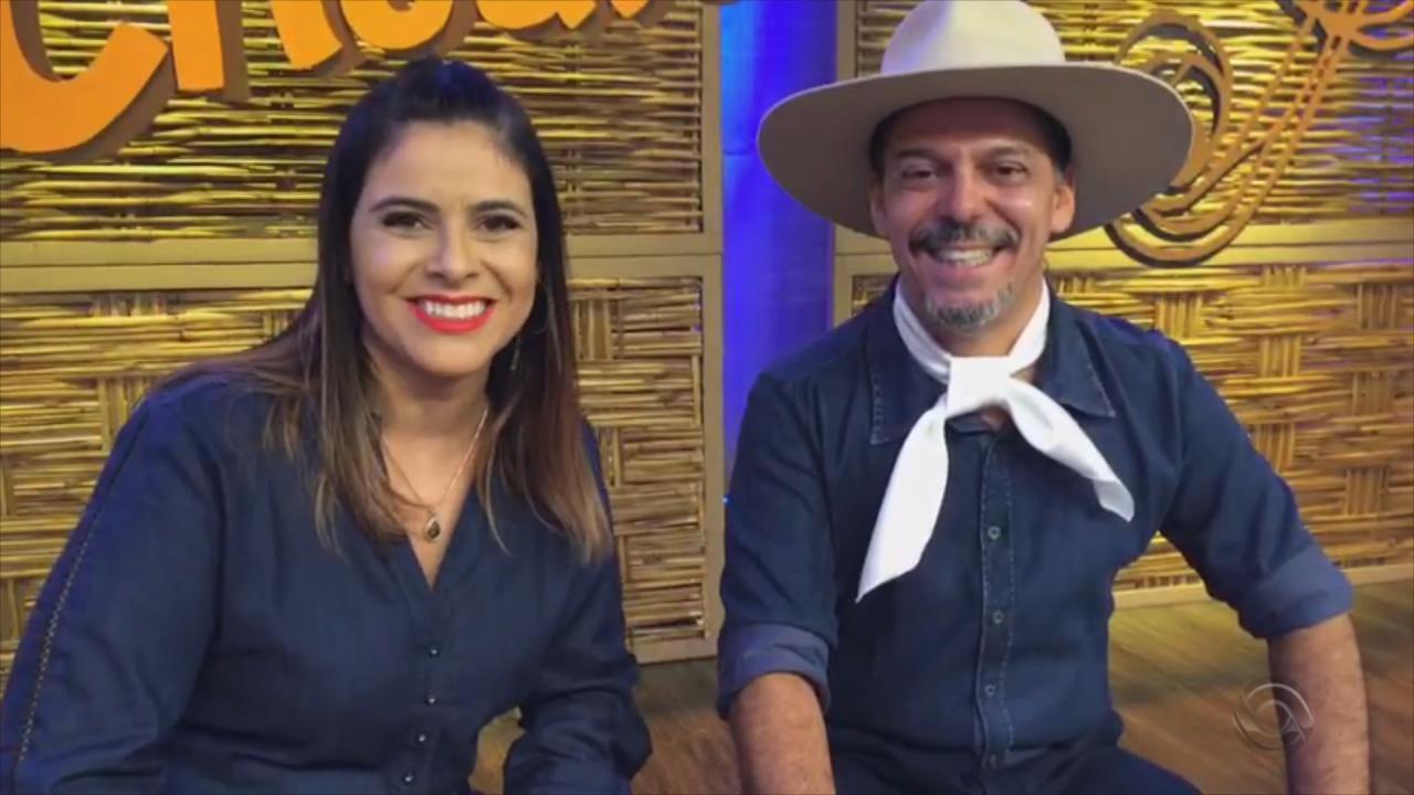 'Galpão Crioulo' faz pausa para dar espaço à cobertura da Copa do Mundo 2018