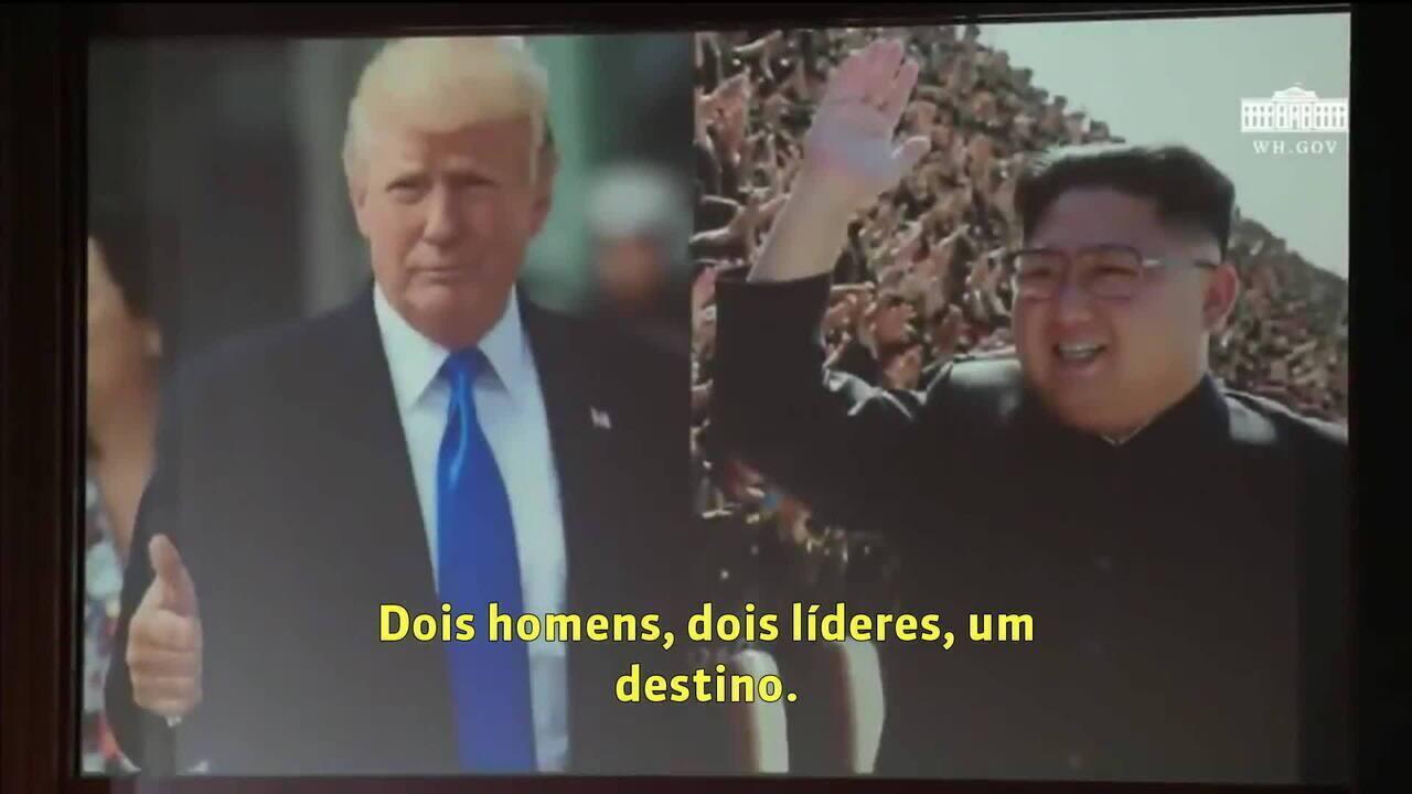 EUA produzem vídeo motivacional para convencer Coreia do Norte