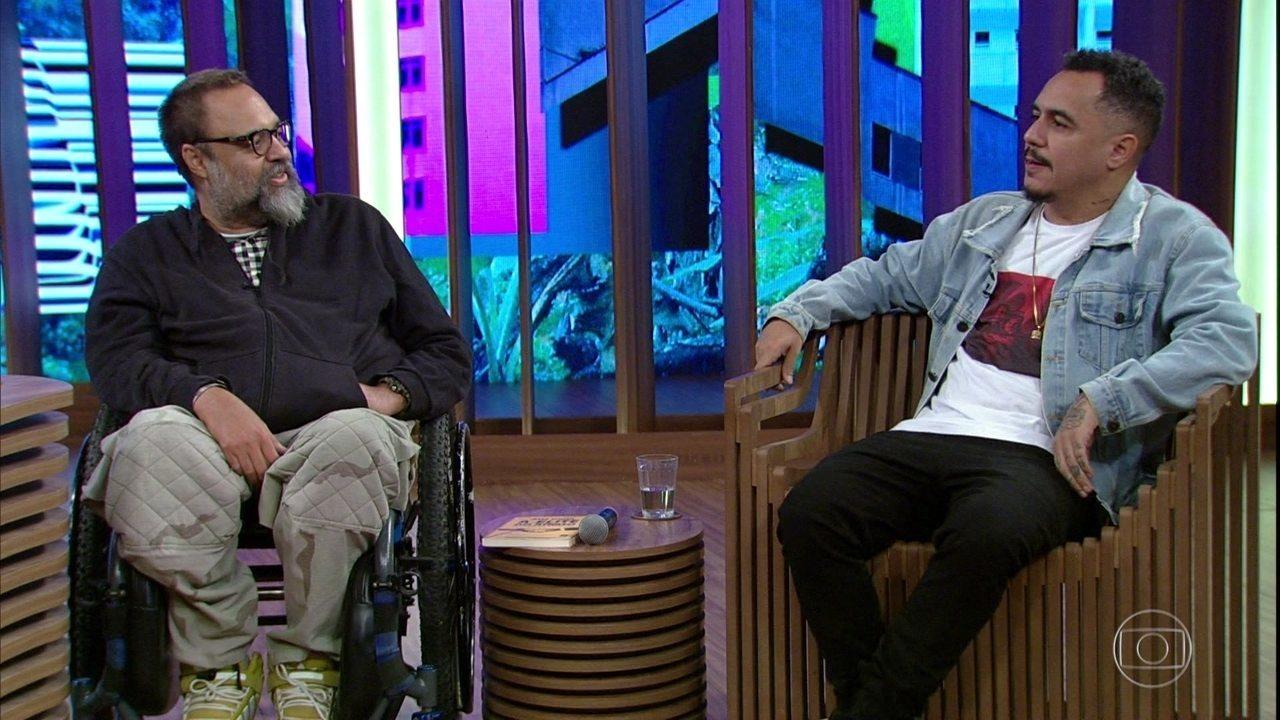 Marcelo D2 e Marcelo Yuka falam da parceria musical