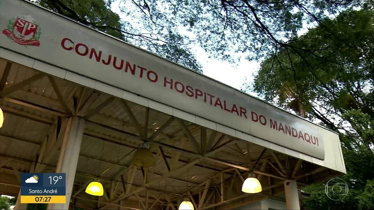 20cb10ae7e09 Pacientes encontram equipamentos quebrados e fila longa de atendimento no  Hospital do Mand