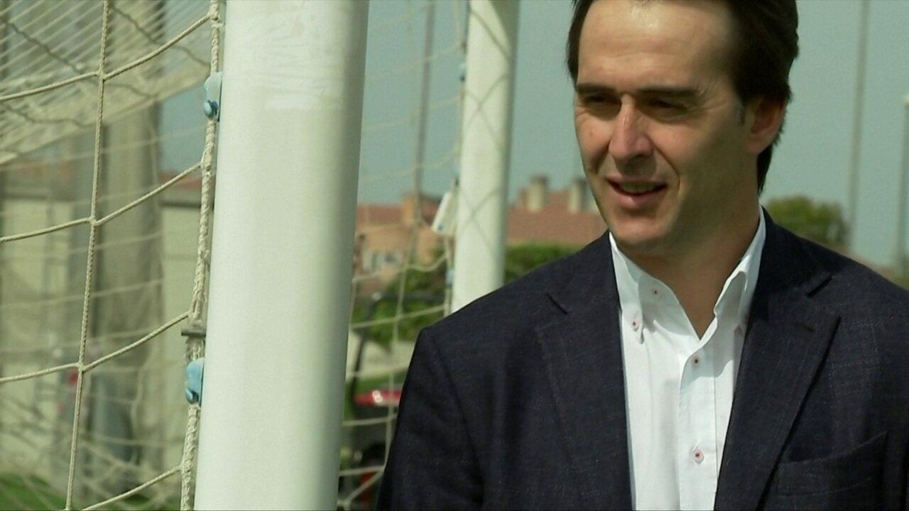 Presidente da Real Federação Espanhol de Futebol demite o treinador Julen Lopetegui