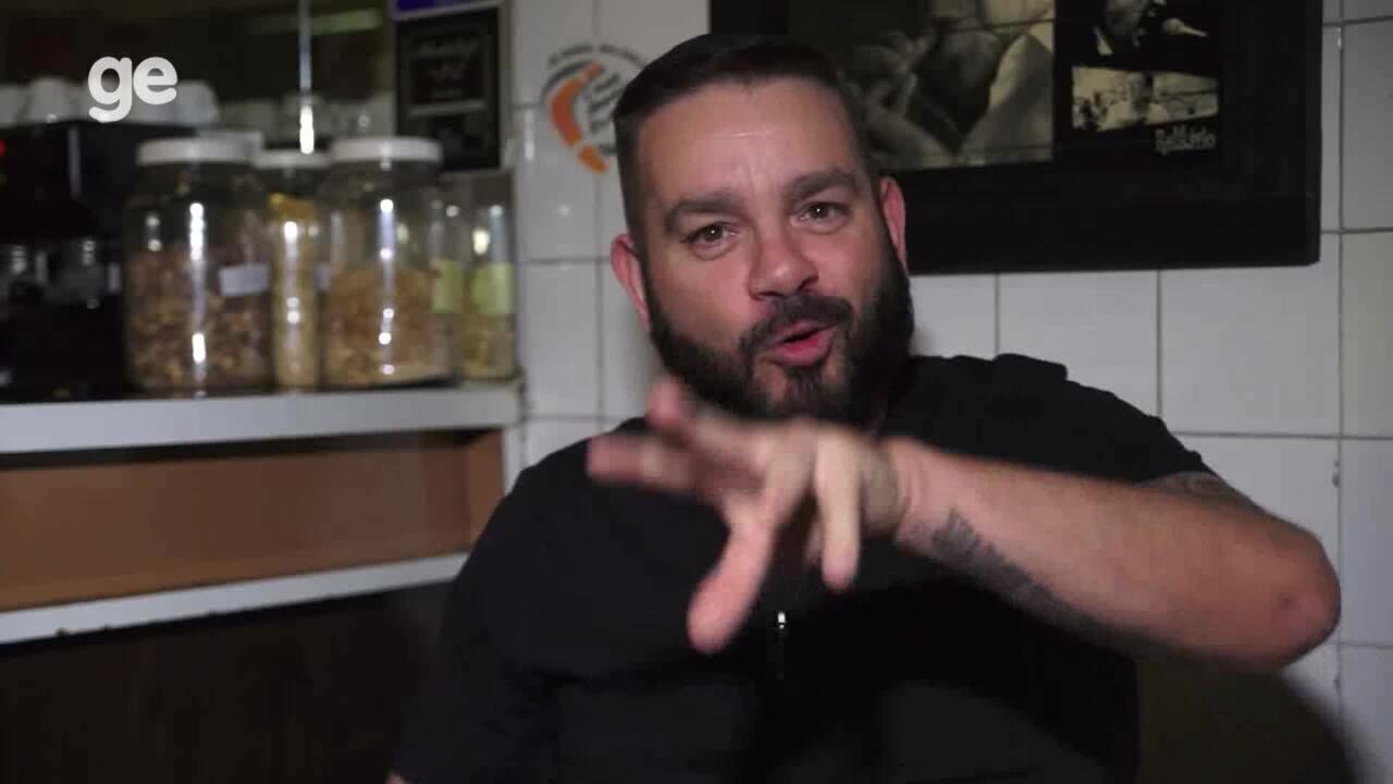Marcos Chiesa, o Bola, se enrola, mas se diverte ao escalar a seleção da Islândia