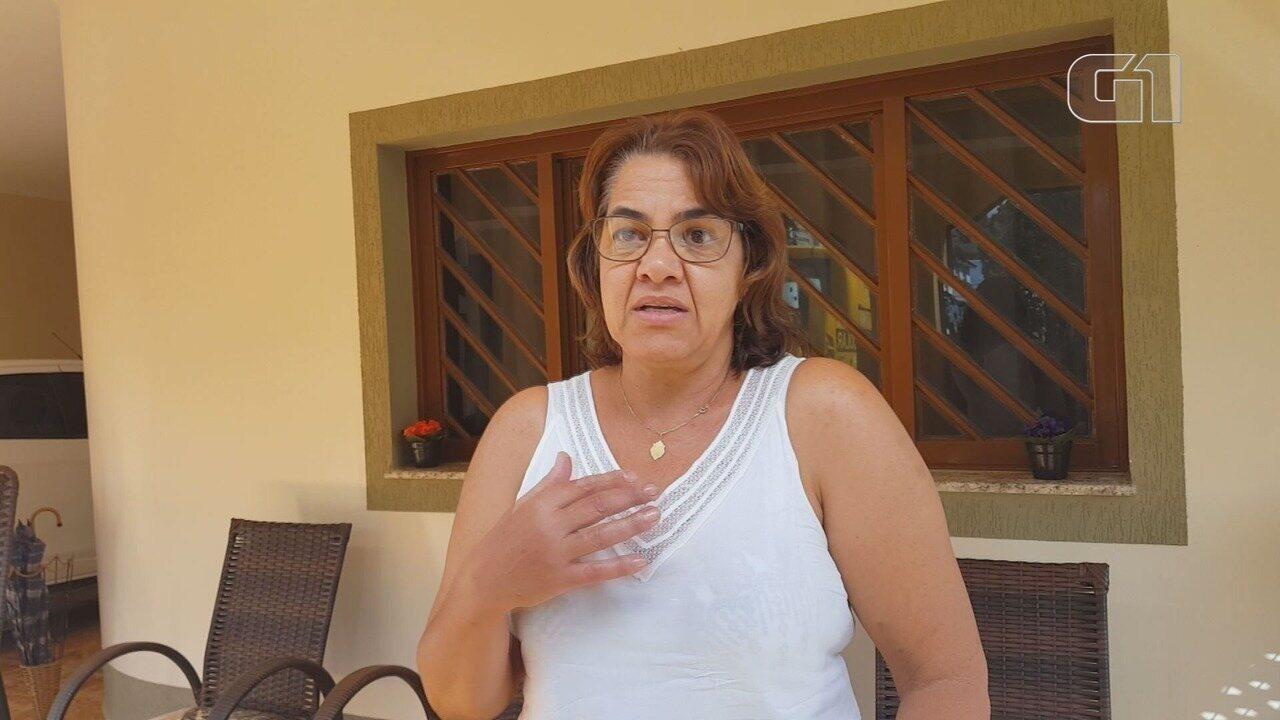 Moradora de Bom Jesus da Penha (MG) relata ação de criminosos em bancos