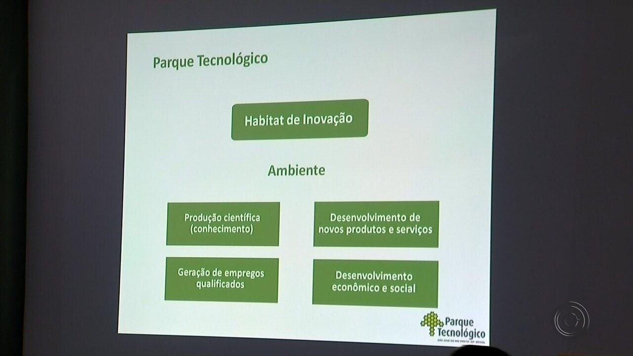 Empresas podem inscrever propostas para se instalar em Parque Tecnológico de Rio Preto
