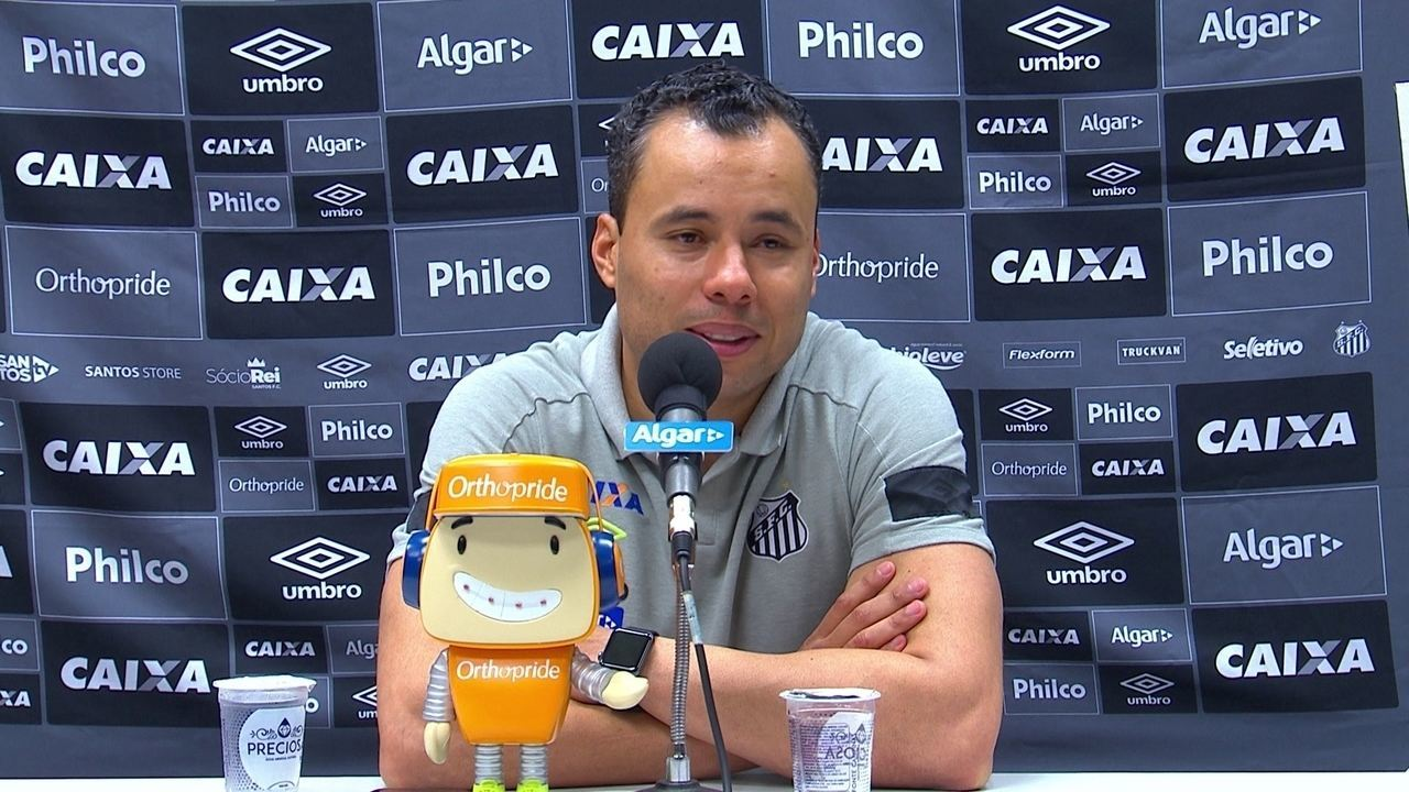 Confira a entrevista coletiva de Jair Ventura, técnico do Santos, após vencer o Fluminense