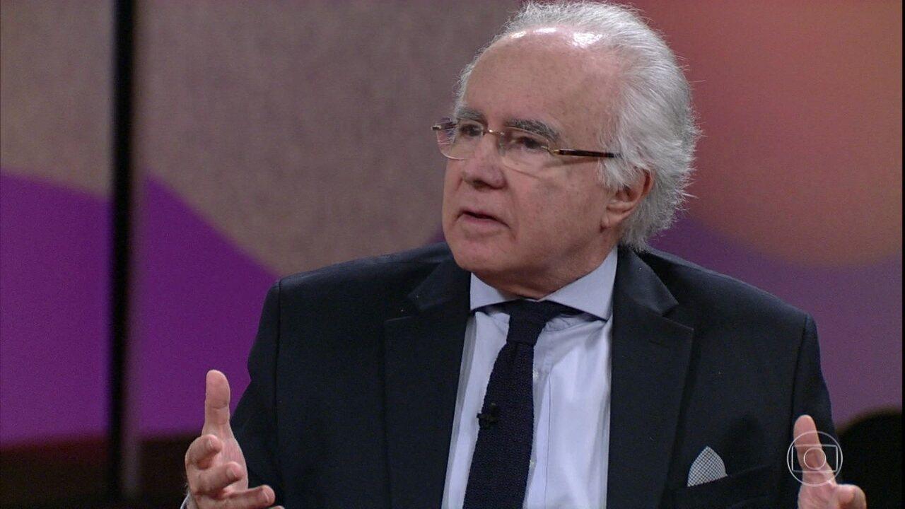 Joaquim Falcão falou sobre possível reforma no Supremo através das Eleições