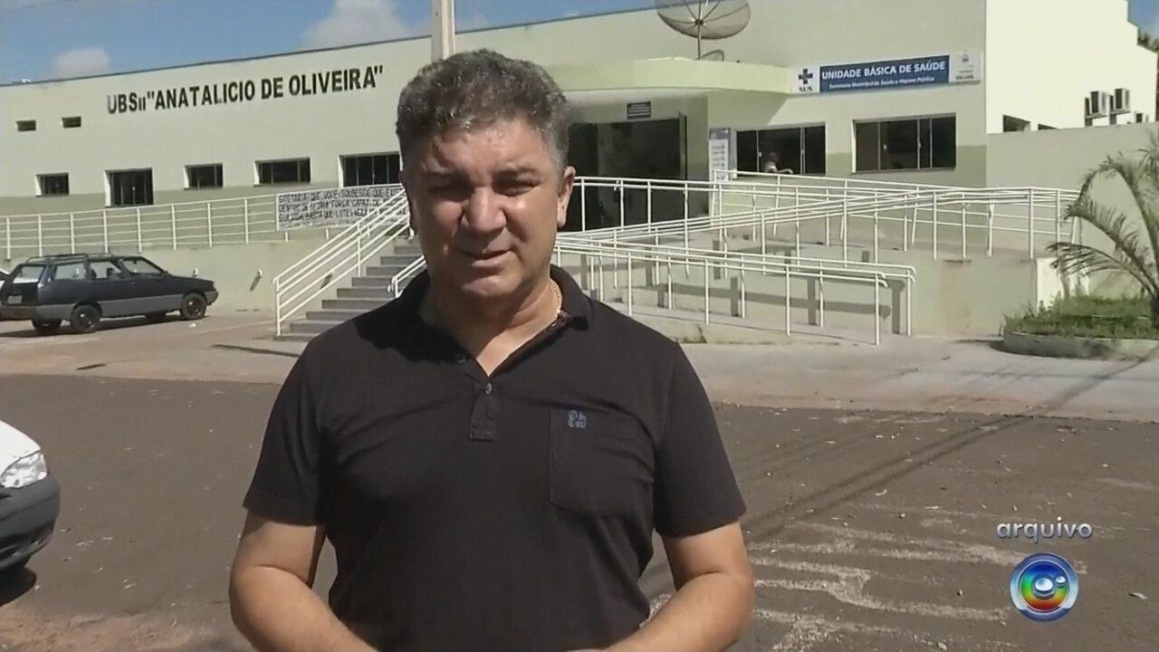 Prefeito de Murutinga do Sul é preso após denúncia de depósito irregular de lixo
