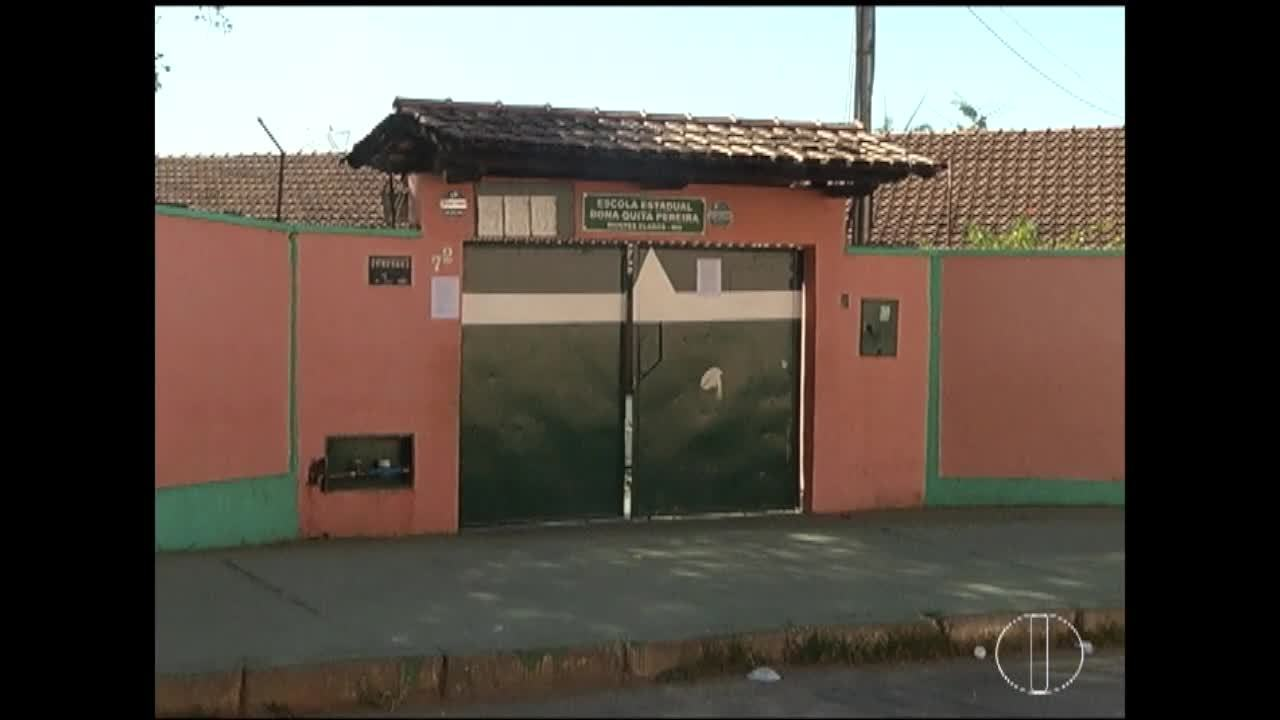 Cinco escolas estaduais de Montes Claros suspendem aulas por atraso de pagamento