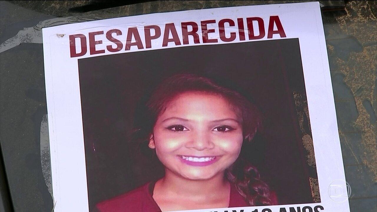 Buscas por menina desaparecida se concentram em área rural