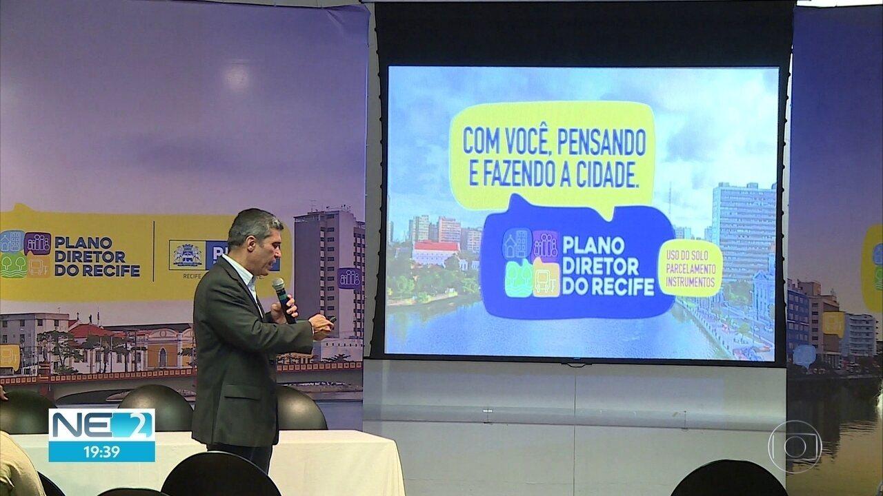 Moradores do Recife são convocados para construção de Plano Diretor da cidade