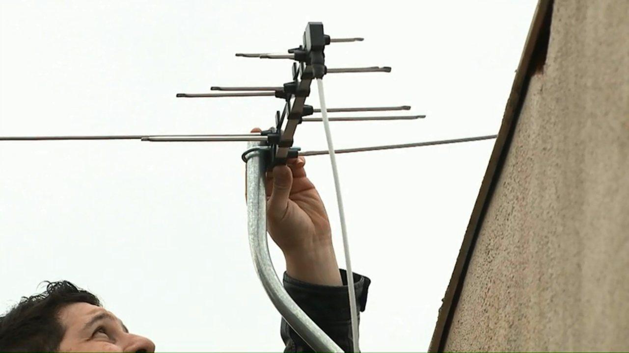 TV Digital: antena ideal garante a qualidade da imagem