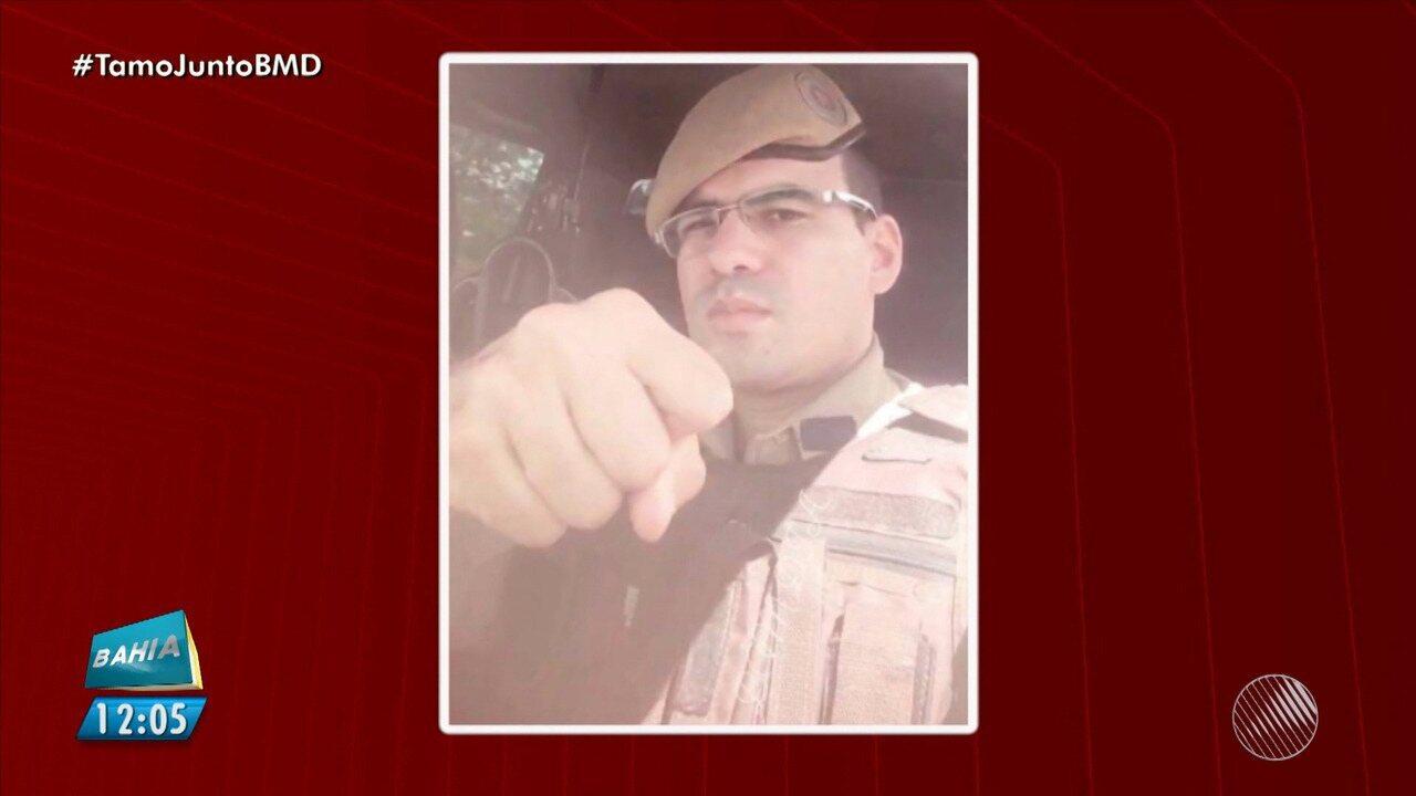 Policial militar de Feira de Santana é morto ao tentar impedir assalto