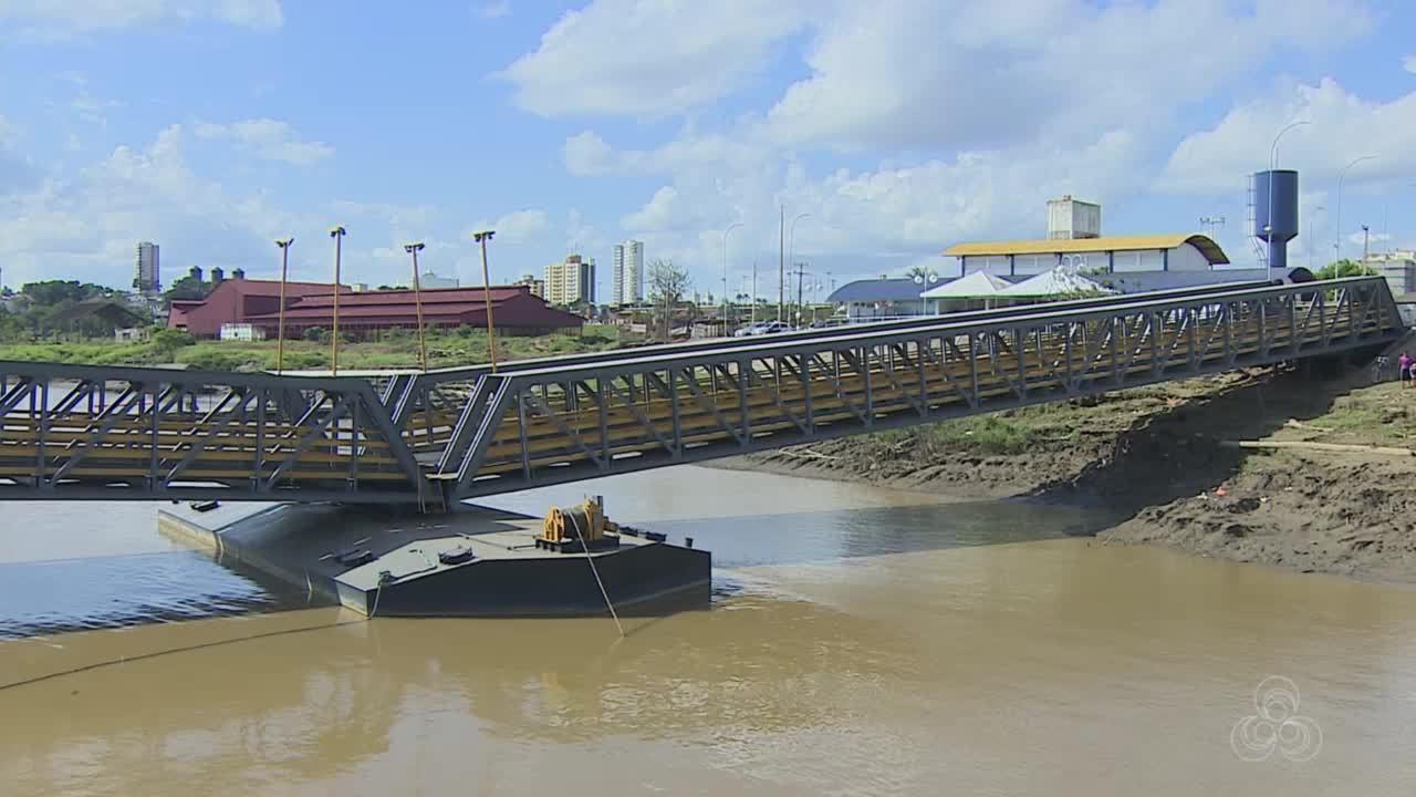 Após um ano fechado, Porto de Cai N'Água foi reinaugurado.
