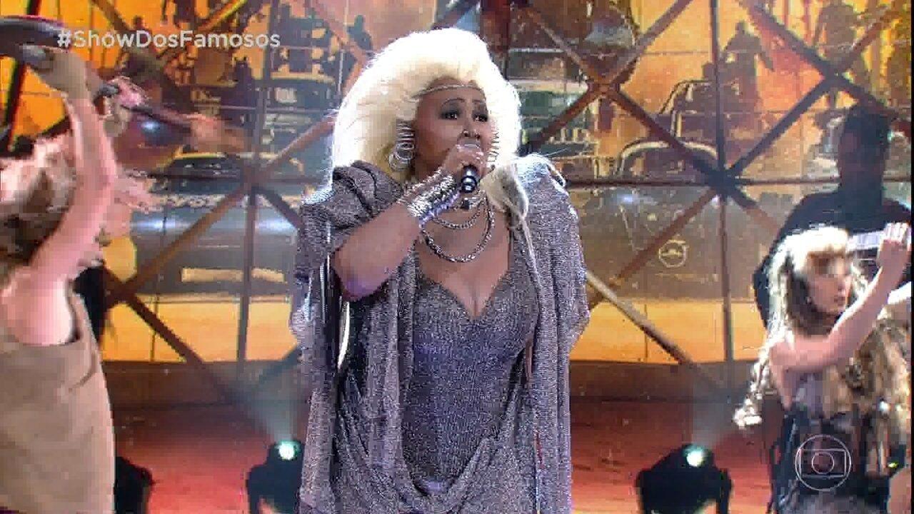 Sandra de Sá homenageia Tina Turner