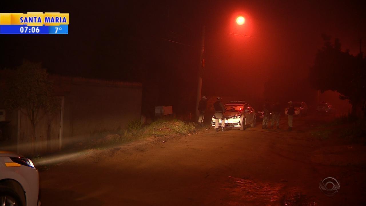 Sete pessoas são mortas a tiros em chacina, em Viamão