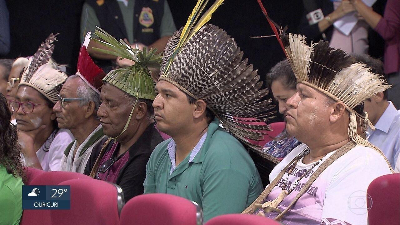Justiça concede reintegração de posse de área no Sertão de Pernambuco a índios Pankararu