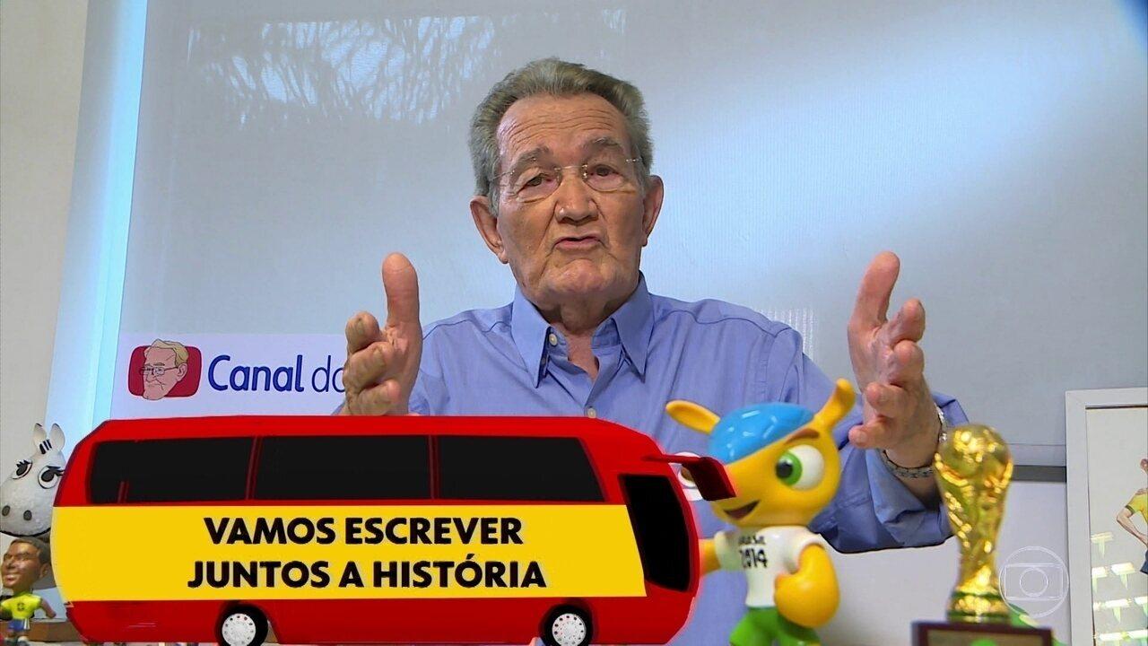 Canal do Seu Léo fala sobre frases motivacionais