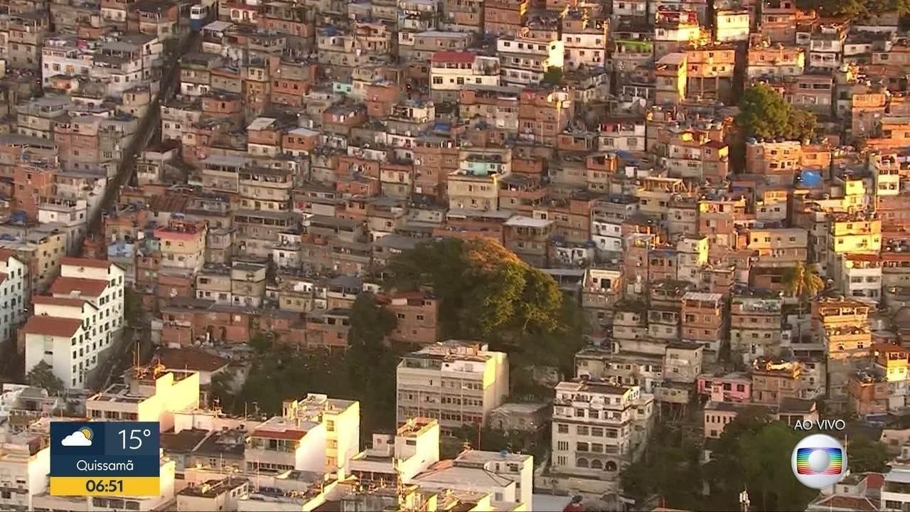 Tiroteio é registrado no Morro Pavão-Pavãozinho, Zona Sul do Rio