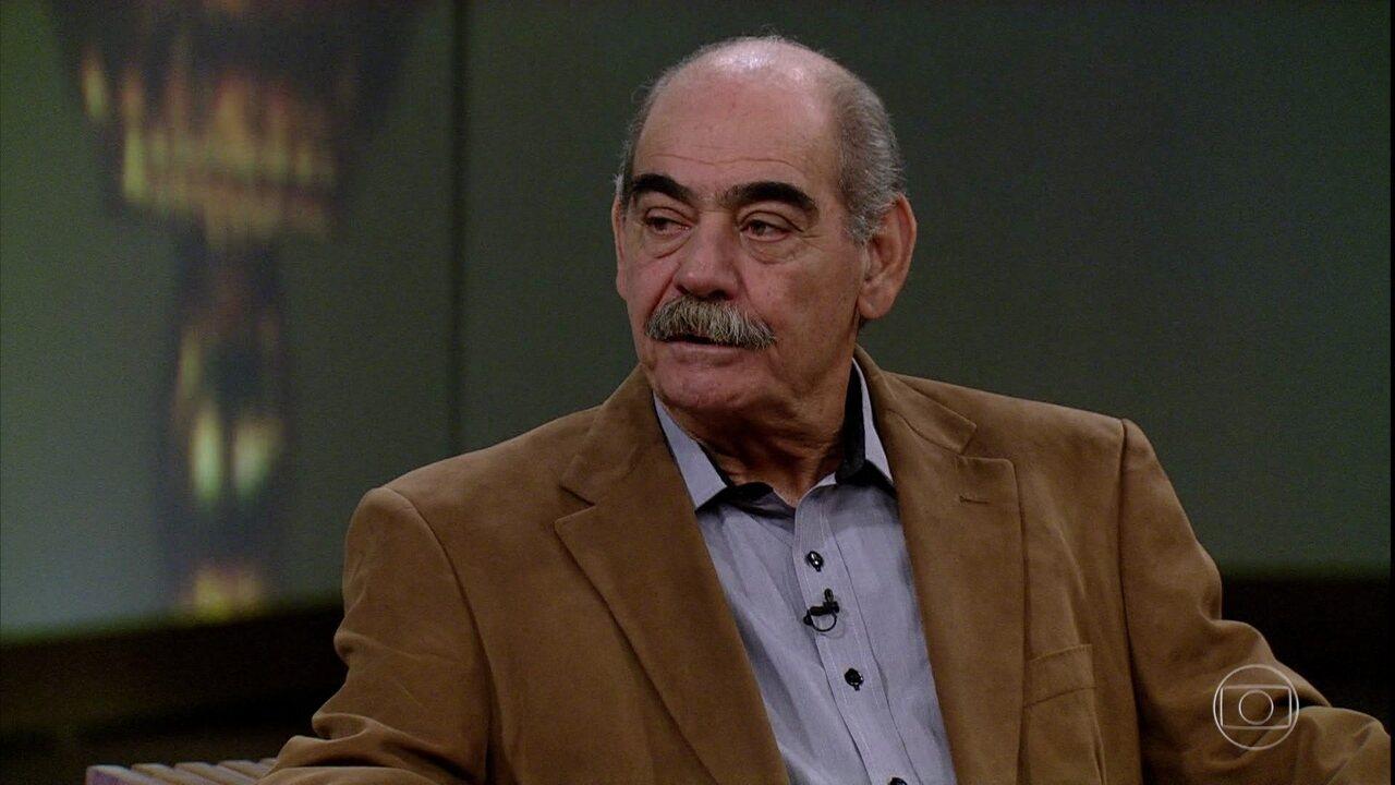 Rivellino fala sobre a Taça Independência
