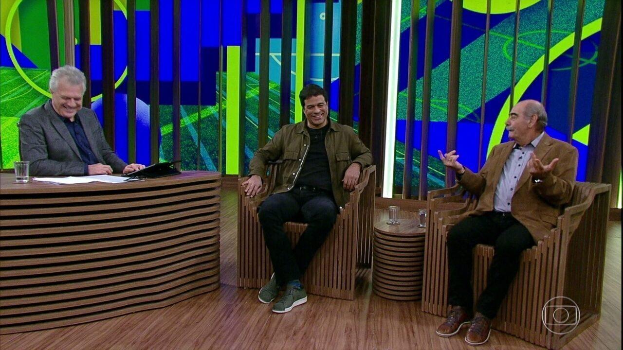Rivellino fala sobre expectativas para o próximo jogo do Brasil na Copa