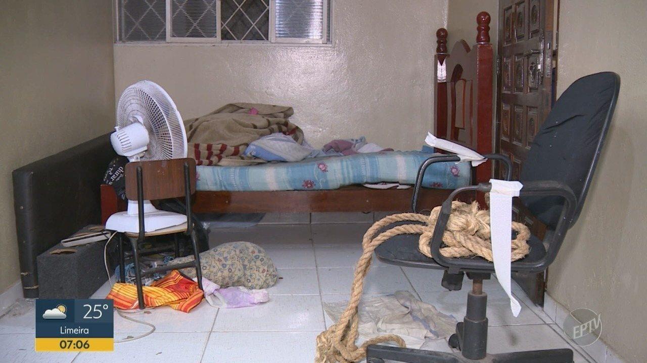 Mulher é mantida refém em Campinas após ser abordada por pai e filho
