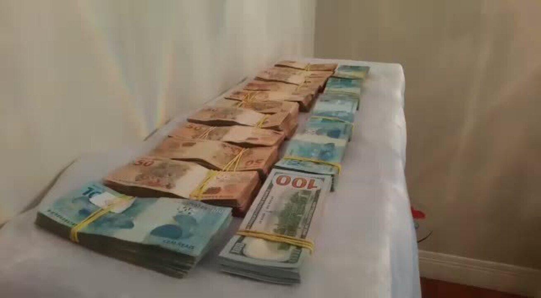 PF apreende dinheiro durante ação contra desvio de recursos do Rodoanel