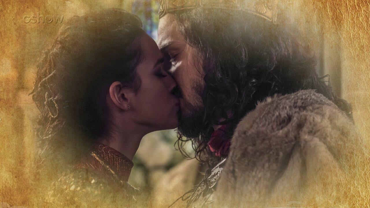 Resumo de 25/06: Catarina e Afonso se casam