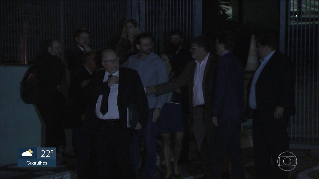 Justiça Federal revoga a prisão de 7 detidos na Operação Pedra no Caminho